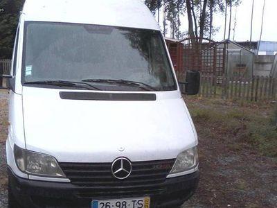 brugt Mercedes Sprinter 313 CD