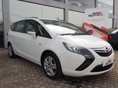 usado Opel Zafira 7 Lugares