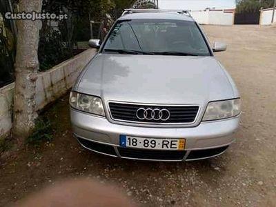 brugt Audi A6 2.5 TDI v6