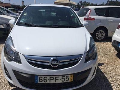usado Opel Corsa D VAN 1.3 CDTI