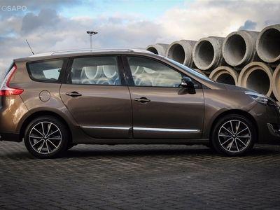 usado Renault Grand Scénic 1.5 Dci Bose 7 Lugares 77000 kms Gps
