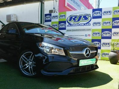 usado Mercedes CLA220 CDI AMG