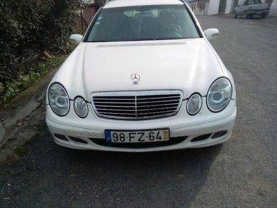 usado Mercedes E220 carrinha 7 lugares