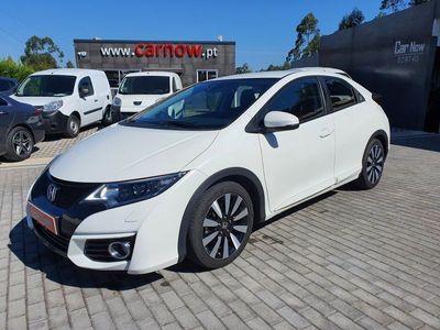 usado Honda Civic 1.6 I-DTEC ELEGANCE NAVI