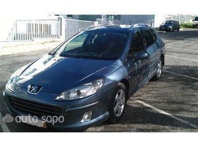 usado Peugeot 407 SW 1.6 HDi Executive FAP (109cv) (5p)