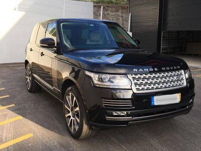 usado Land Rover Range Rover Vogue TDV6