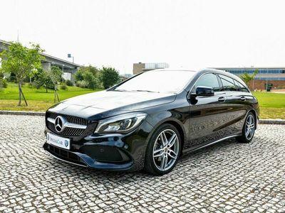 usado Mercedes CLA180 Shooting Brake D AMG-Line