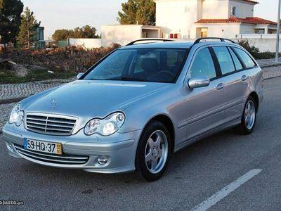 usado Mercedes C220 CDI Elegance Aut.