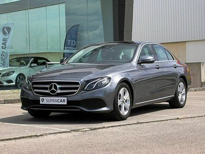 usado Mercedes E220 CDi Limousine
