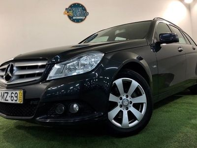 usado Mercedes C220 CDi/ GARANTIA TOTAL/ NACIONAL
