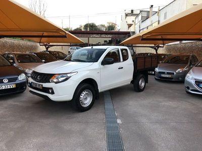 usado Mitsubishi L200 2.4 DID
