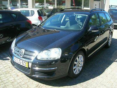 usado VW Golf Variant 1.9 TDi Confortline