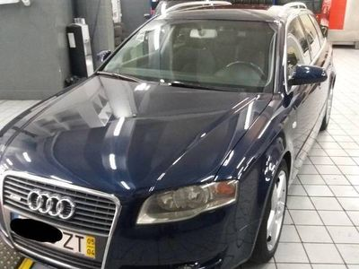 usado Audi A4 TDI