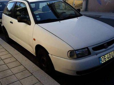 usado Seat Ibiza Van - 98