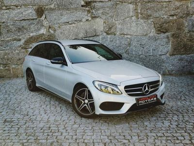 second-hand Mercedes C200 AMG Pack Night - GARANTIA TOTAL 24Meses