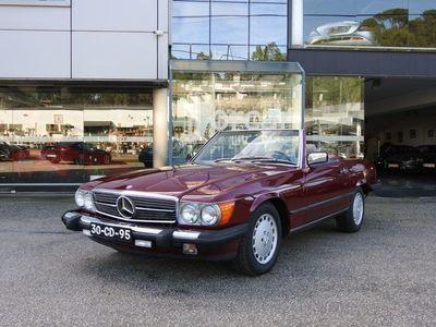 usado Mercedes 560 SL2+2