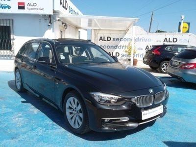 brugt BMW 318 D TOURINGViatura de serviço