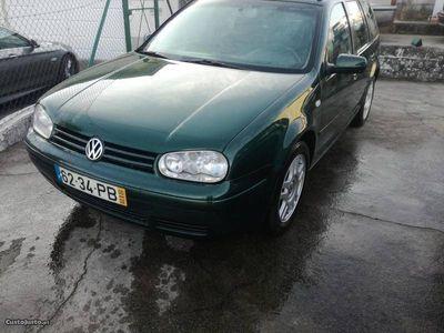 gebraucht VW Golf 1900 TDI 110cv