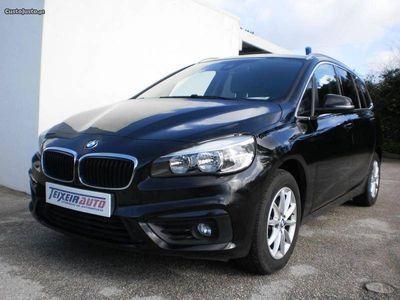 usado BMW 116 216 Grand Tourer MCV GPS 7 LUG