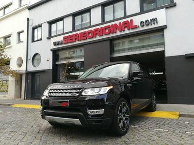 used Land Rover Range Rover Sport 3.0 SDV6 HEV HSE (340cv) (5p)