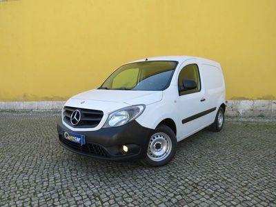 usado Mercedes Citan 109 Cdi (90cv)