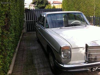 usado Mercedes 250 classico 1968