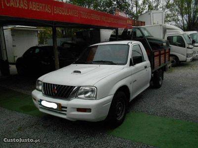 gebraucht Mitsubishi L200 2.5TD 3Lugares