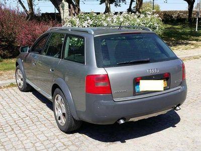 usado Audi A6 Allroad Quattro -
