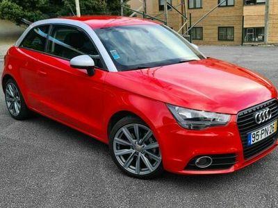 usado Audi A1 1.6 TDI S-Line GPS