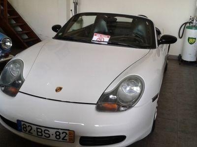 gebraucht Porsche Boxster 2.7 S