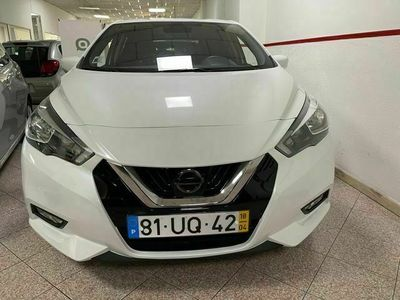 usado Nissan Micra 1.5 DCi N-Connecta S/S