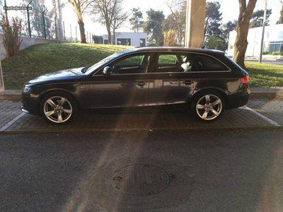usado Audi A4 2.0 TDI Avant Sline