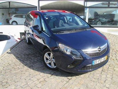 usado Opel Zafira Tou. 1.6 CDTI Cosmo