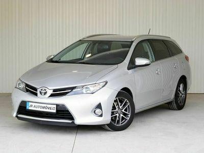 usado Toyota Auris Touring Sports 1-4 D-4D EXCLUSIVE