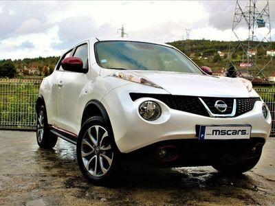 usado Nissan Juke TEKNA