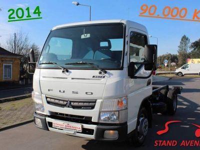 usado Mitsubishi Canter Fuso3S13 // 2014 // 90.000 Km