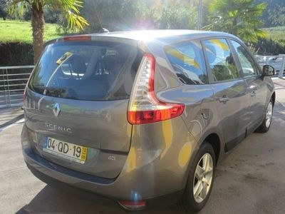 usado Renault Grand Scénic 1.5 DCI Dynamique cx. Automatica EDC
