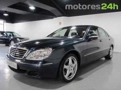 usado Mercedes S400 CDI (Nacional)