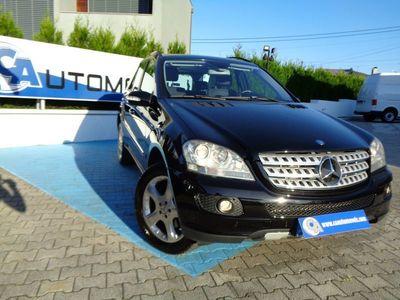 usado Mercedes ML320 320 CDI AVANTGARDE 225CV
