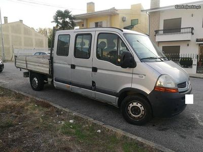 usado Renault Master 2.5 DCI 9 Lugares