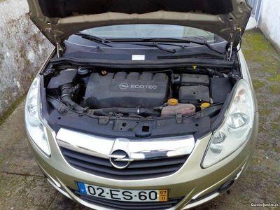 usado Opel Corsa 1.3 cdti ac trocas -
