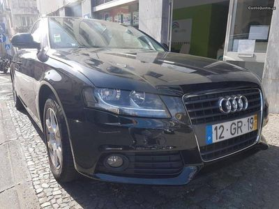 usado Audi A4 2.0 TDI Avant 140 cv