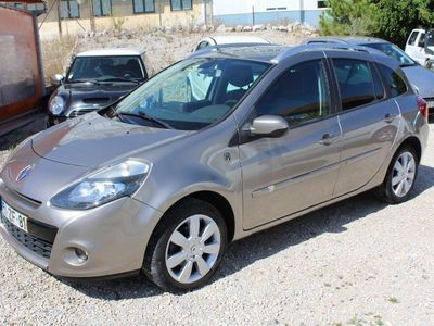 usado Renault Clio Break ---