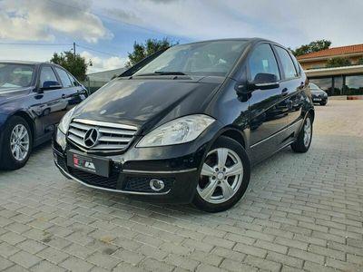 usado Mercedes A160 Avantgarde