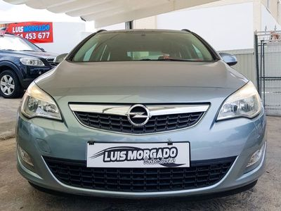 usado Opel Astra Sports Tourer Eco Flex