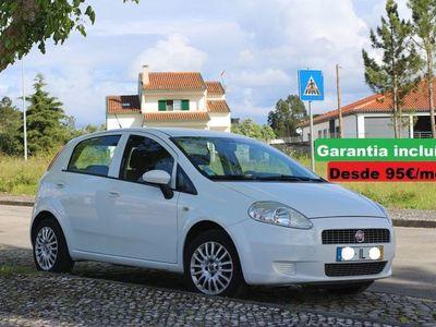 usado Fiat Grande Punto 1.3 MultJet