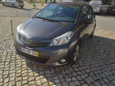 gebraucht Toyota Yaris 1.4 D-4D 90cv