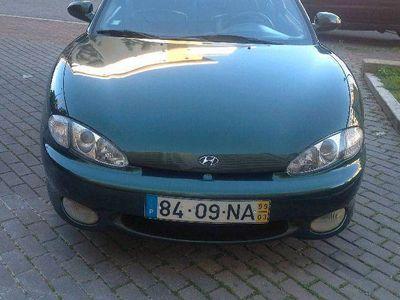 usado Hyundai Coupé FX1.6