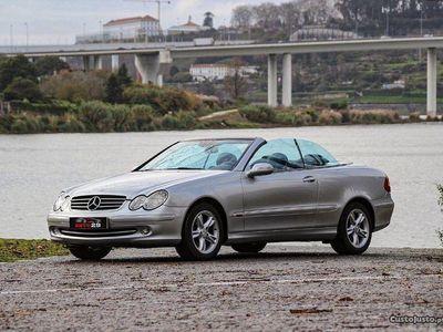 usado Mercedes CLK200 Cabrio AUTO GPL