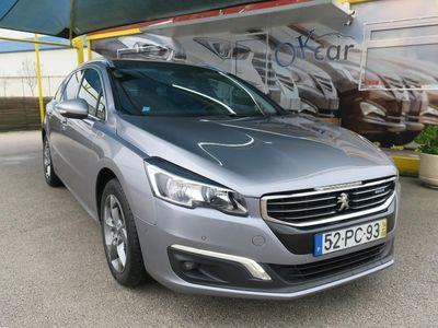 brugt Peugeot 508 SW 2.0 HDi Allure 180cv